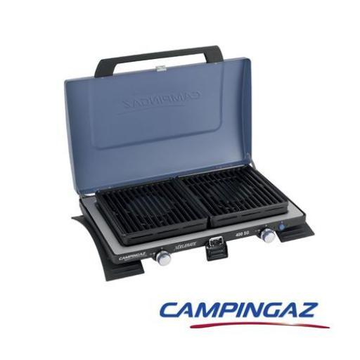 Cocina portatil Marca Campingaz Modelo 400 SG