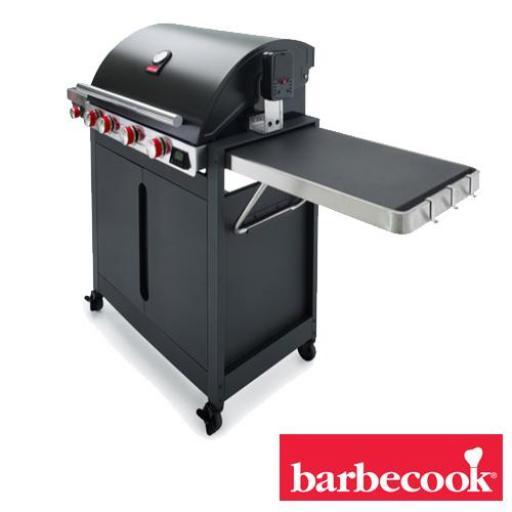 Barbacoa de gas Marca Barbecook Modelo Quisson 4000 [2]