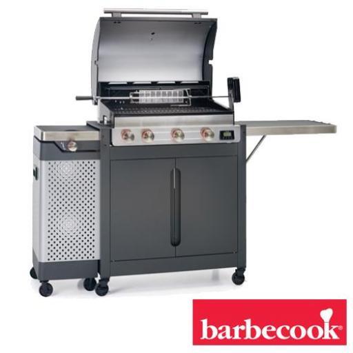 Barbacoa de gas Marca Barbecook Modelo Quisson 4000 [1]