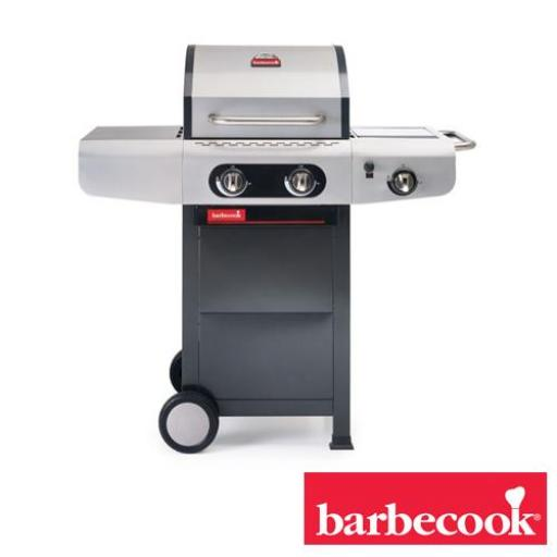 Barbacoa de gas Marca Barbecook Modelo Siesta 210  [0]