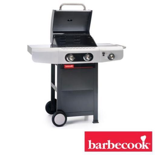 Barbacoa de gas Marca Barbecook Modelo Siesta 210  [1]