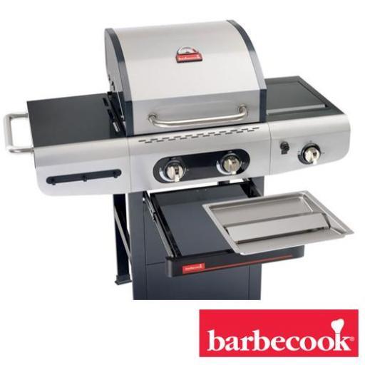 Barbacoa de gas Marca Barbecook Modelo Siesta 210  [2]