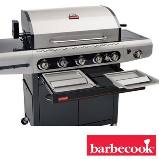 Barbacoa de gas Marca Barbecook Modelo Siesta 612 [2]