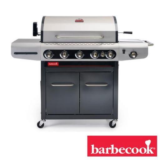 Barbacoa de gas Marca Barbecook Modelo Siesta 612