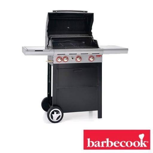 Barbacoa de gas Marca Barbecook modelo Spring 350 [1]