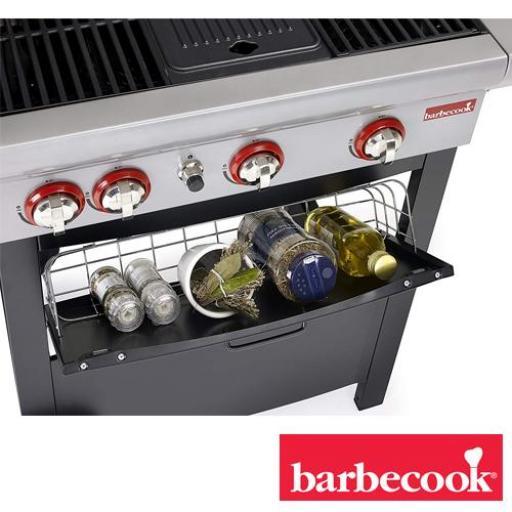 Barbacoa de gas Marca Barbecook modelo Spring 350 [2]