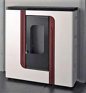 HYdro estufa pellets modelo BP 600 HK 15.3 KW