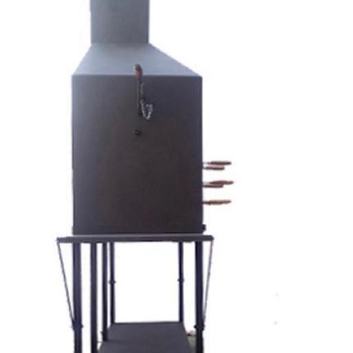 Babacoa de leña/carbon Modelo Pontanesa [1]
