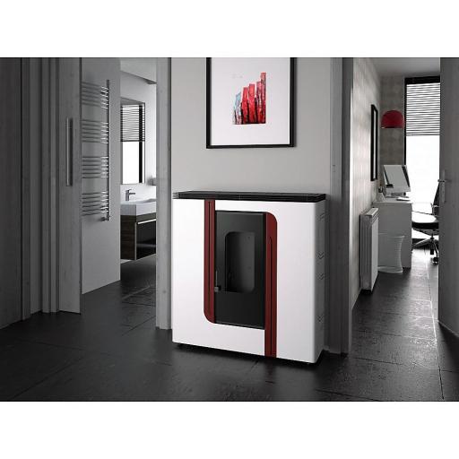 HYdro estufa pellets modelo BP 600 HK 15.3 KW [1]
