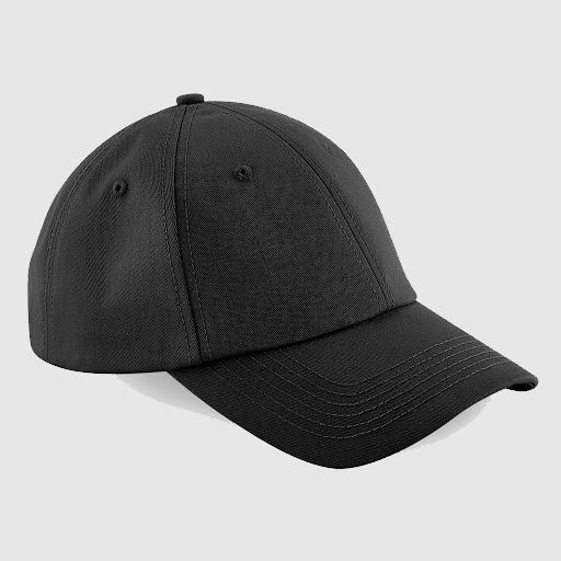 Gorra clásica personalizada texto color negro [0]