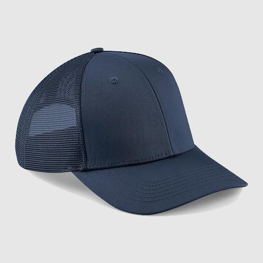 Gorra Trucker color marino