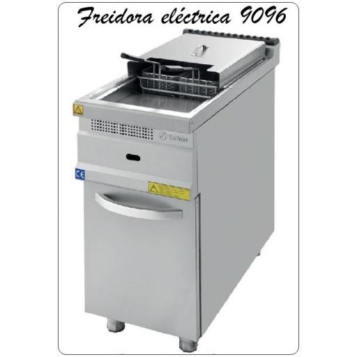 Freidora eléctrica 9096-24 Litros