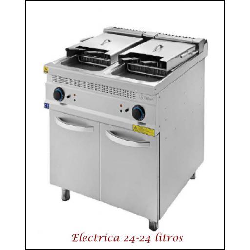 Eléctrica eléctrica 9097-24+24 Litros