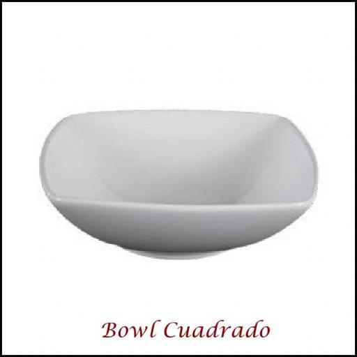 Bol Cuadrado 550
