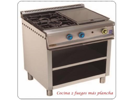 COCINA SERIE 750. CM 802 EP