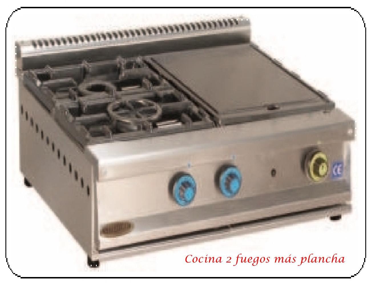 COCINA SERIE 750. CM 802 SMP