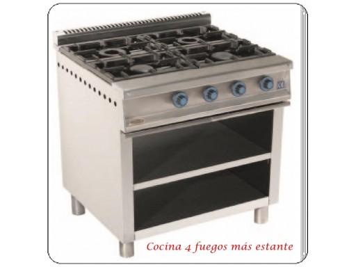 COCINA SERIE 750. CM 804 E