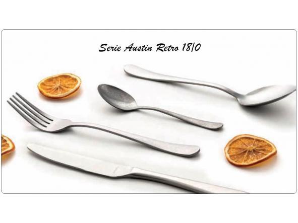 Modelo AUSTIN RETRO 18/0 Grosor 2,5 mm.