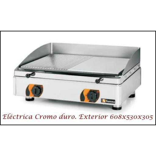 Eléctrica. Cromo duro EGP15.6C