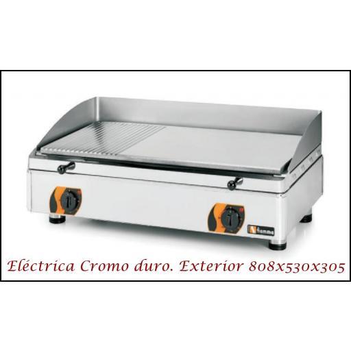 Eléctrica.  Cromo duro EGP.15.8C