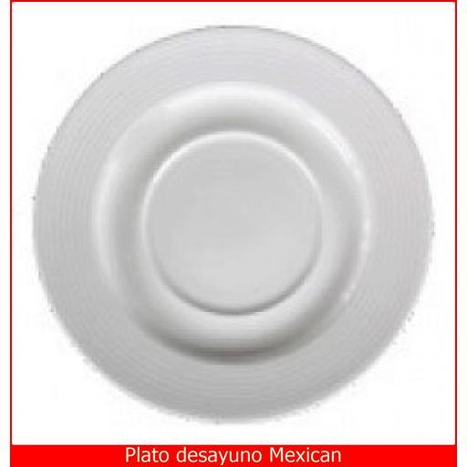Plato Mexican