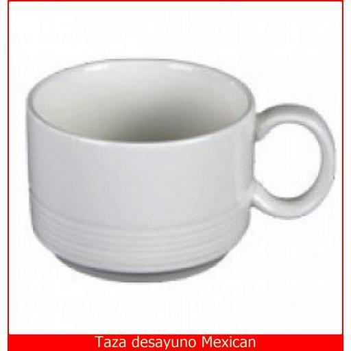 Taza Mexican