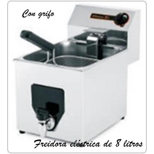 Freidora eléctrica FF 10 NV