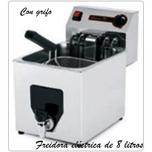 Freidora eléctrica FF 10 TR
