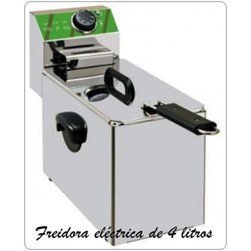 Freidora eléctrica FI 4 LB