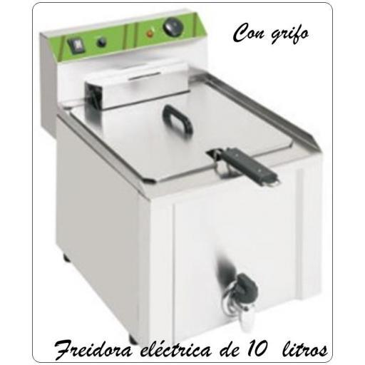 Freidora eléctrica FKG 10 LB