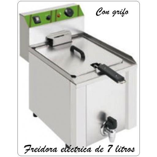 Freidora eléctrica FKG 7 LB
