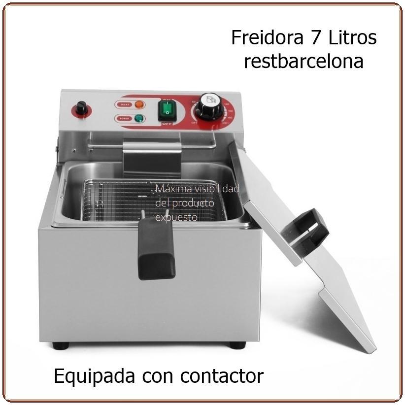 Freidora elécrrica EF 101B