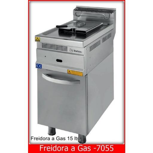 Freidora a Gas de mueble-7055