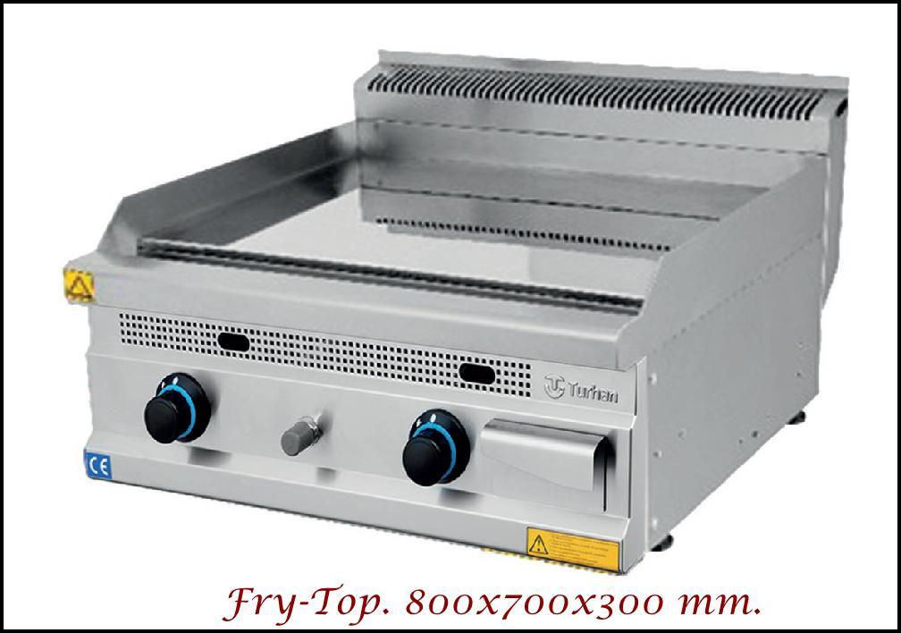 Fry-Top 80 7022