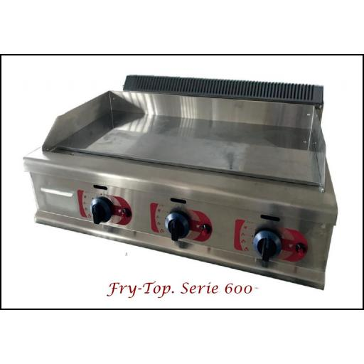 Fry-Top  1552 Cromo duro