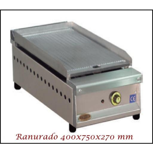 Fry-Top SF-400 Ranurado