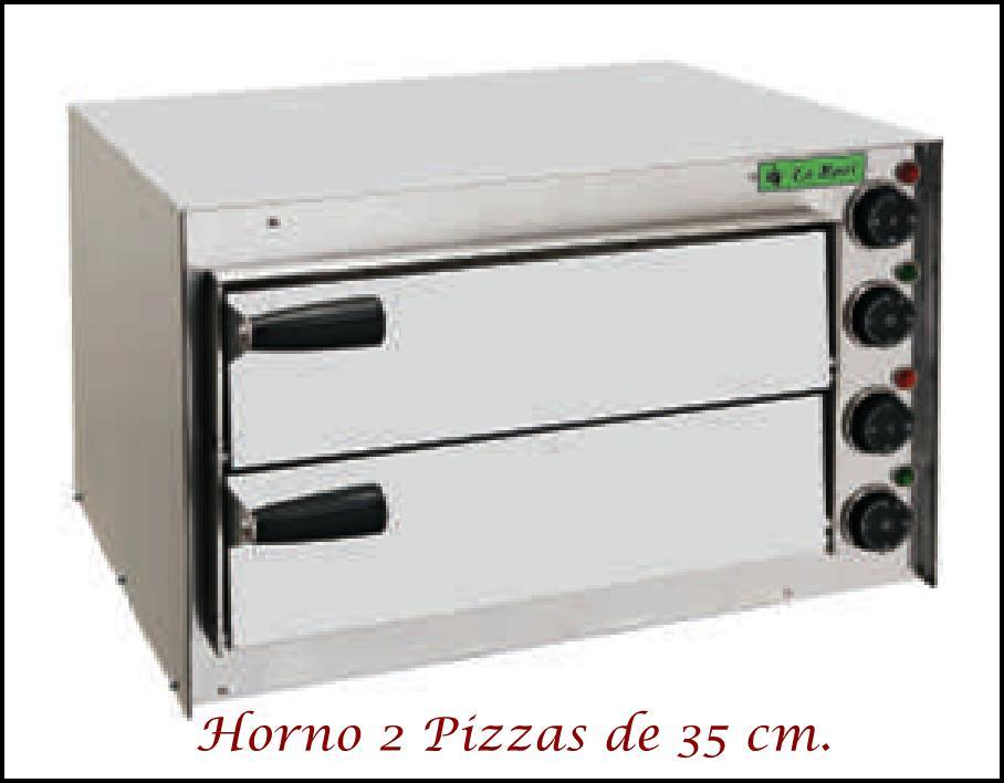 Horno Pizza PO-3-2