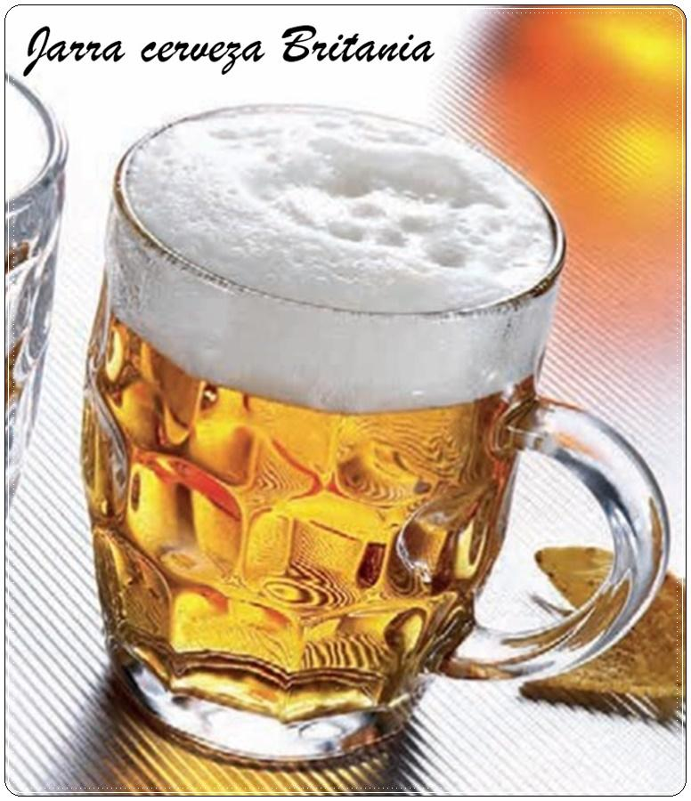 Jarra cerveza Britania