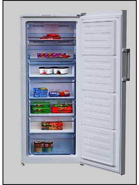 Congelador vertical KS [0]