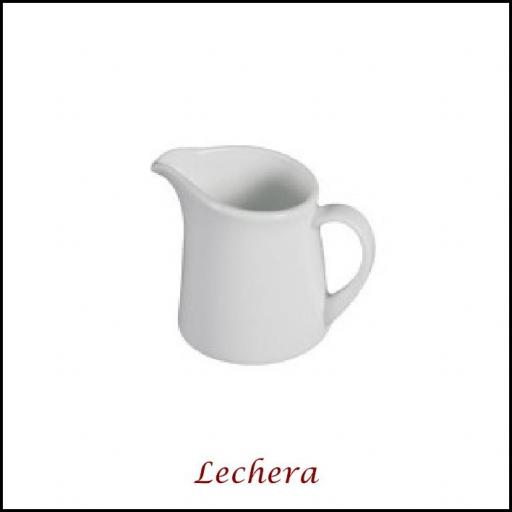 Lechera porcelana