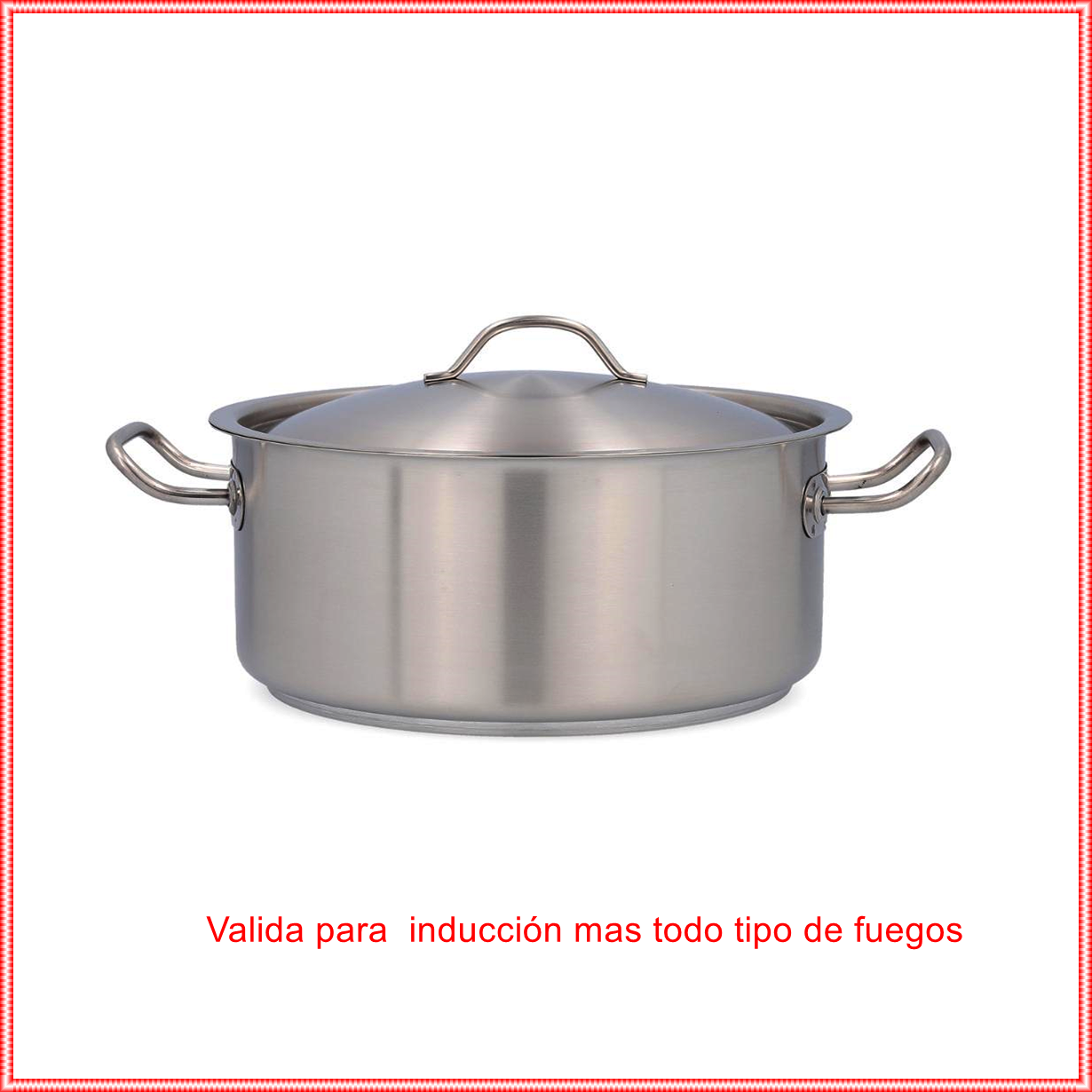Cacerola Baja serie KONCEPT