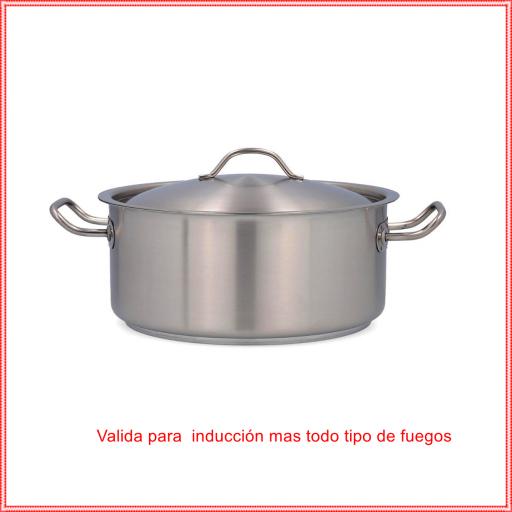 Cacerola Baja serie KONCEPT [0]