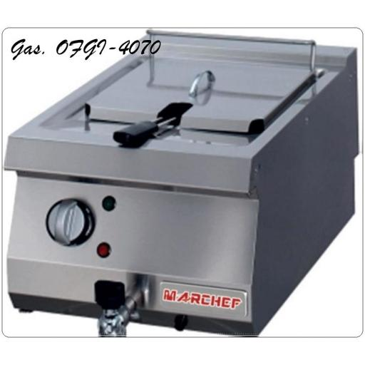 Freidora a Gas OFGI-4070-12 Litros