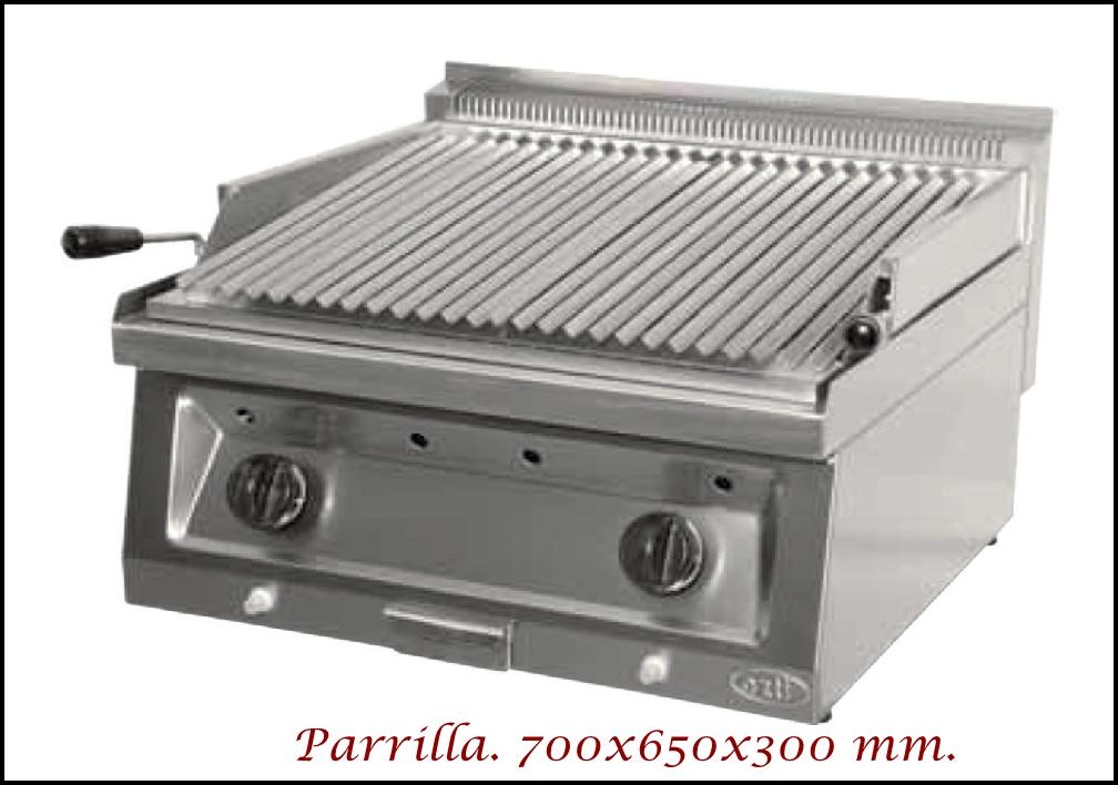 Parrilla OLIG 7065