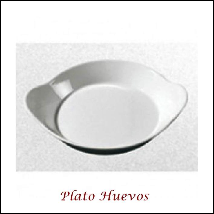 Plato Huevos