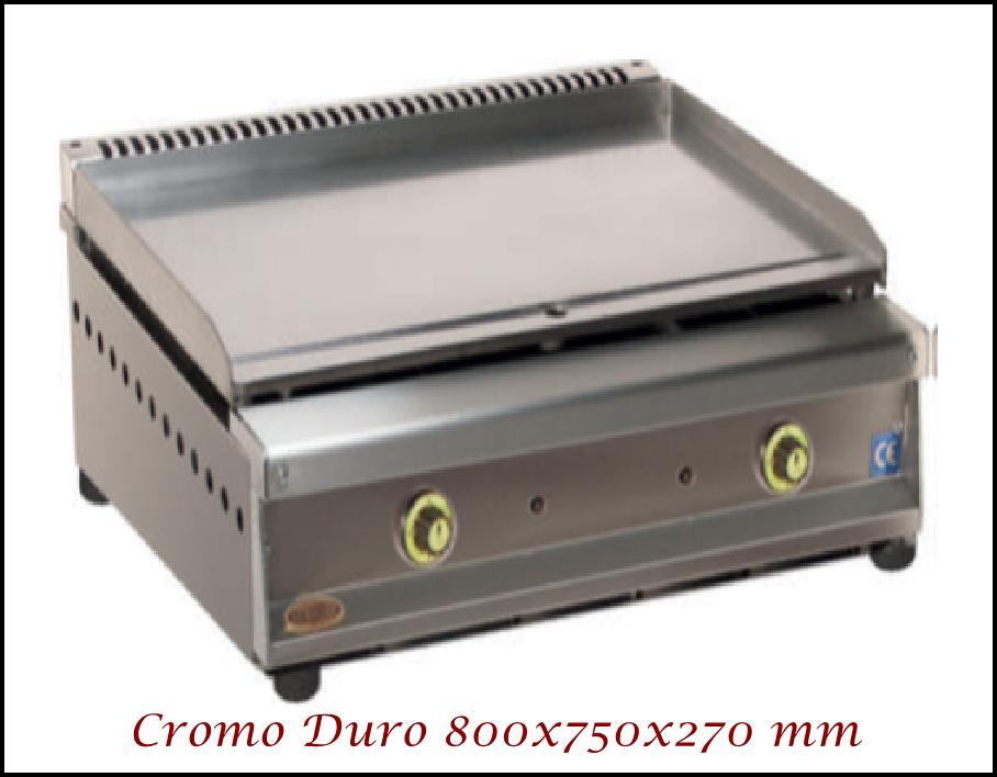 Fry-Top SF-800 Cromo Duro
