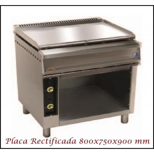 Fry-Top SF-800M Rectificado