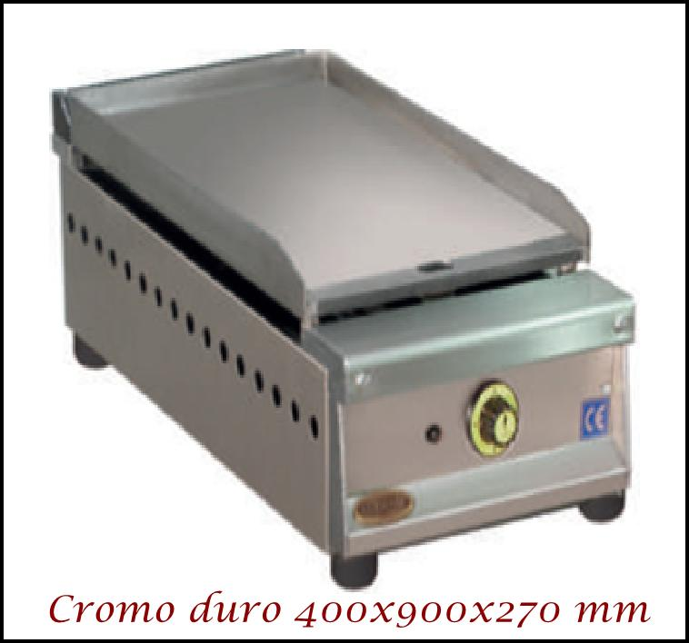Fry-Top SF. 409 Cromo Duro
