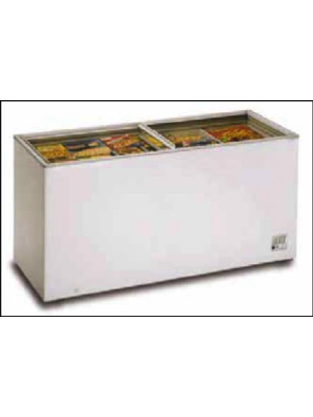 Congeladores tapa cristal. Serie C
