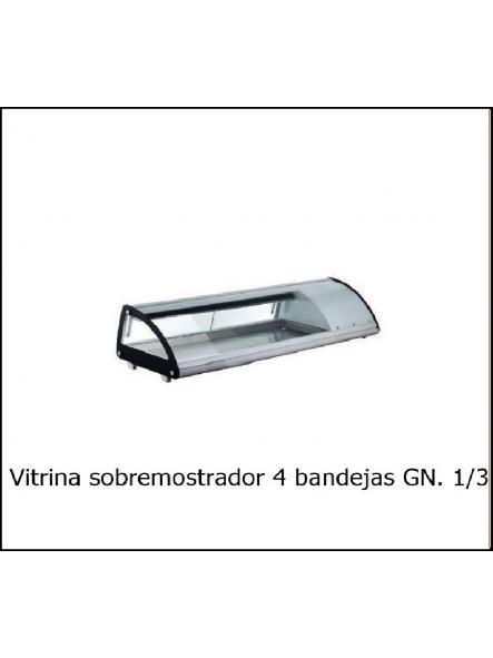 Vitrina refrigerada VR-4.